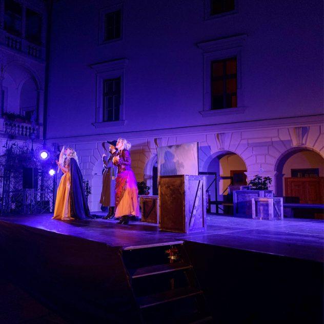 Divadelní a muzikálová představení